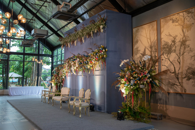 The Wedding of Vero & Zoey by Cassia Decoration - 010
