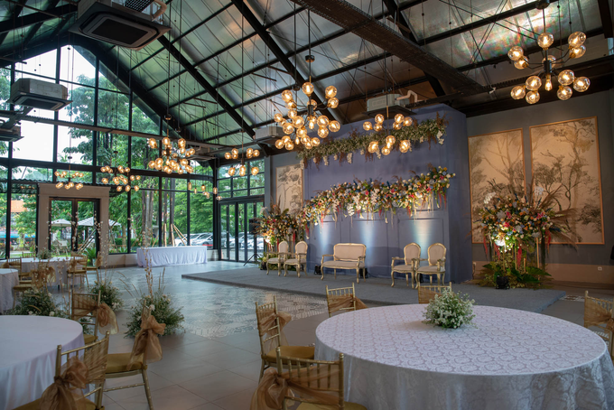 The Wedding of Vero & Zoey by Cassia Decoration - 009