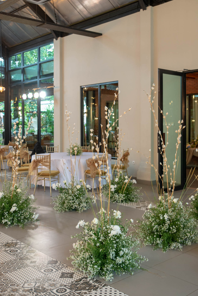The Wedding of Vero & Zoey by Cassia Decoration - 012