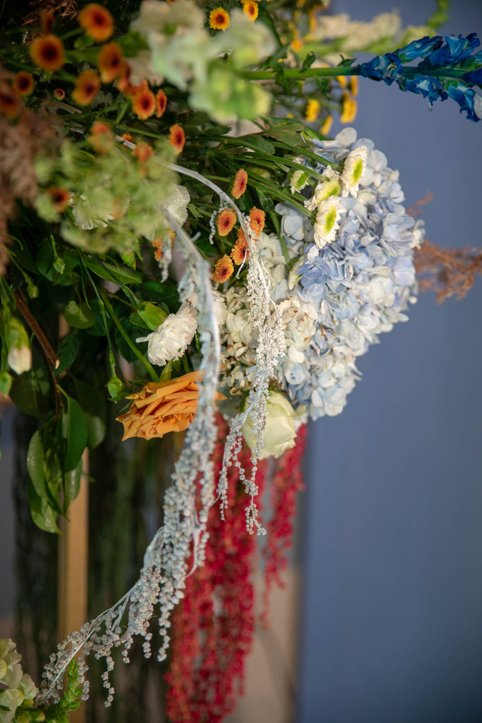 The Wedding of Vero & Zoey by Cassia Decoration - 016
