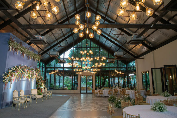 The Wedding of Vero & Zoey by Cassia Decoration - 020