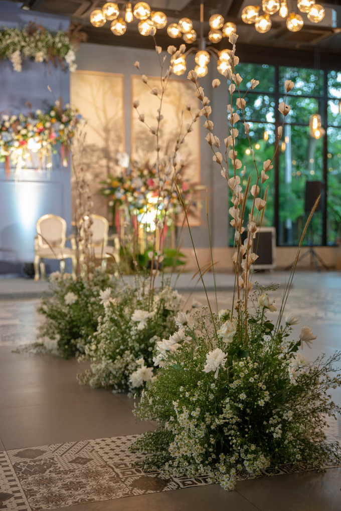 The Wedding of Vero & Zoey by Cassia Decoration - 021