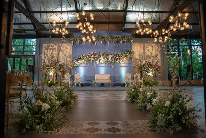 The Wedding of Vero & Zoey by Cassia Decoration - 022