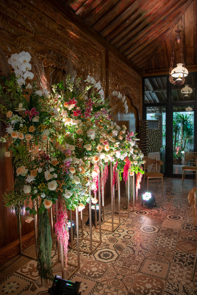 The Wedding of Vero & Zoey by Cassia Decoration - 023