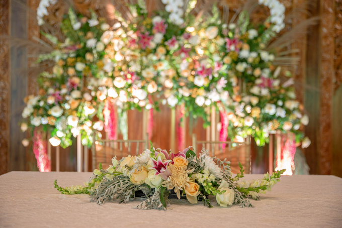 The Wedding of Vero & Zoey by Cassia Decoration - 028