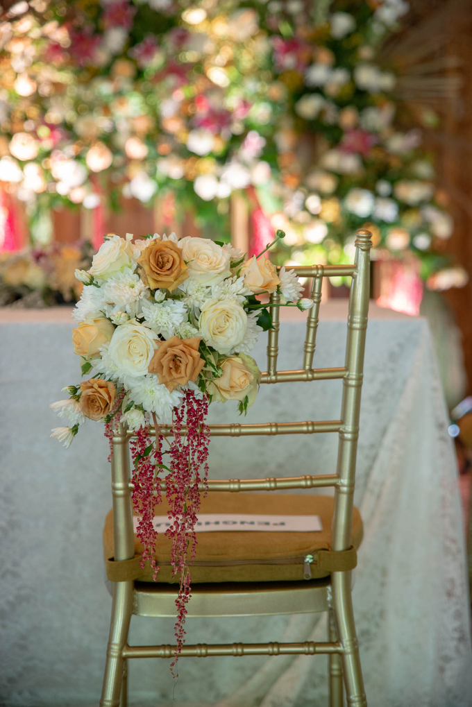 The Wedding of Vero & Zoey by Cassia Decoration - 030