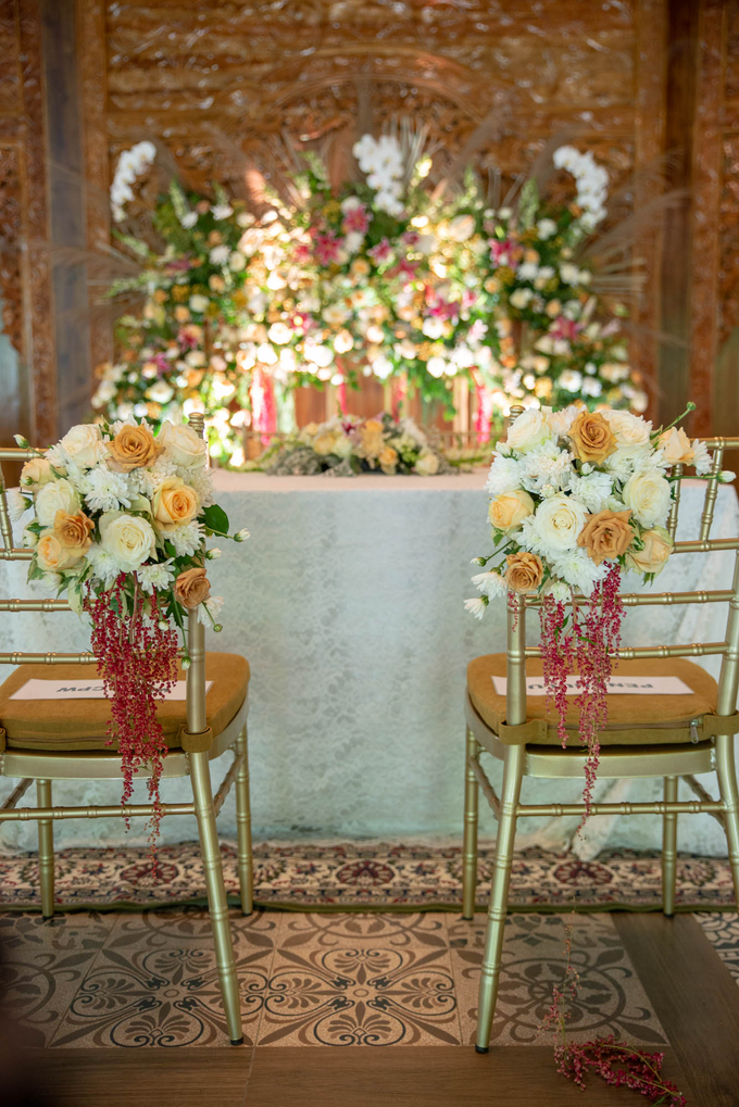 The Wedding of Vero & Zoey by Cassia Decoration - 031
