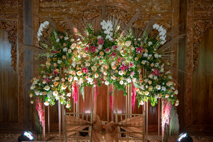 The Wedding of Vero & Zoey by Cassia Decoration - 032