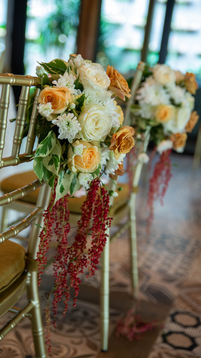 The Wedding of Vero & Zoey by Cassia Decoration - 034
