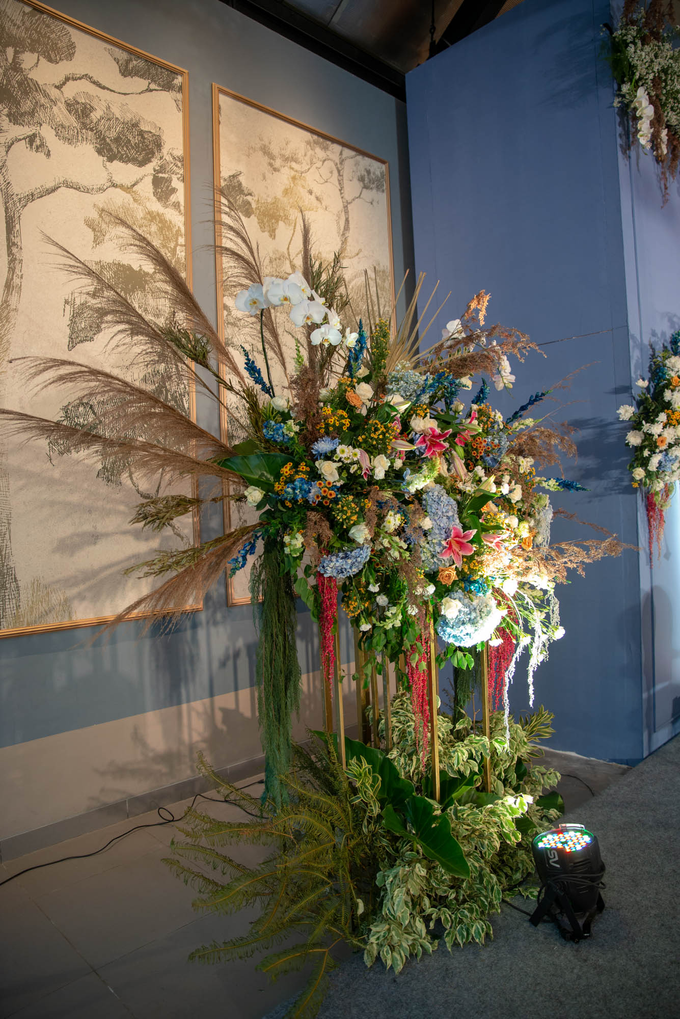 The Wedding of Vero & Zoey by Cassia Decoration - 036