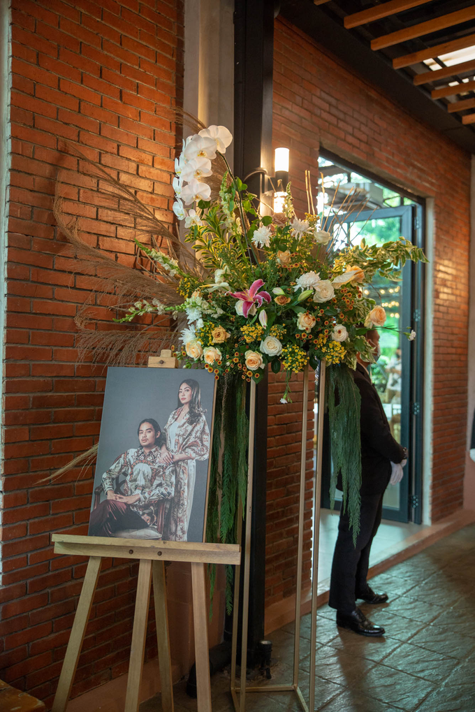 The Wedding of Vero & Zoey by Cassia Decoration - 041