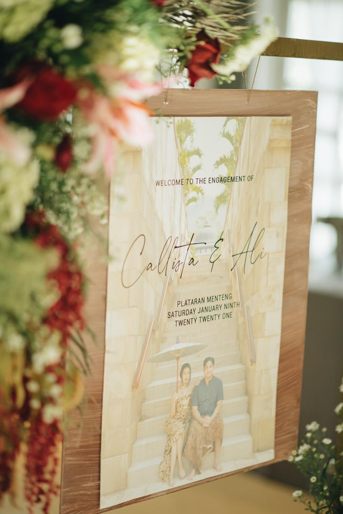 The Engagement of Callista & Ali by Cassia Decoration - 015