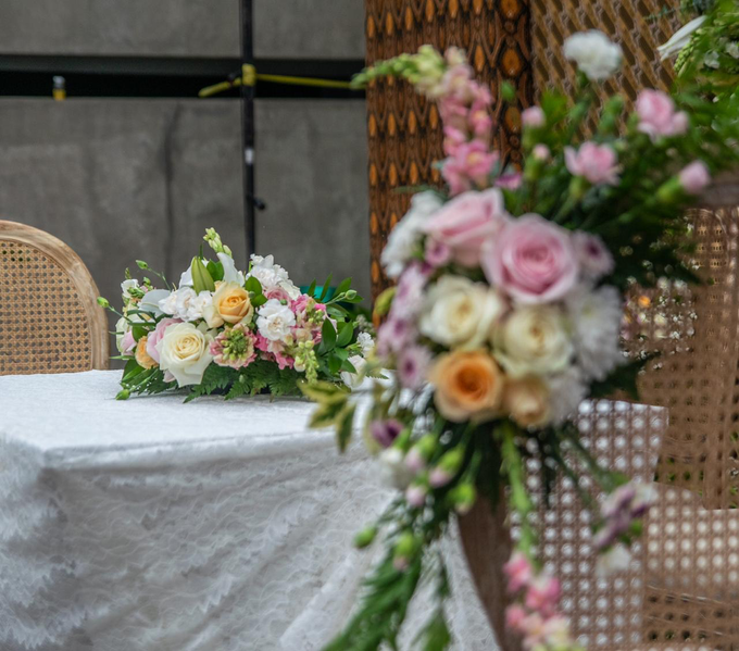 The Wedding of Atikah & Petric by Cassia Decoration - 024