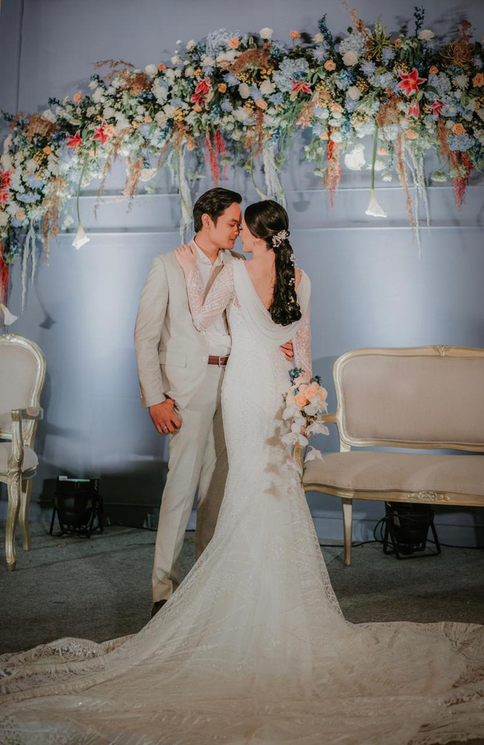 The Wedding of Vero & Zoey by Cassia Decoration - 045
