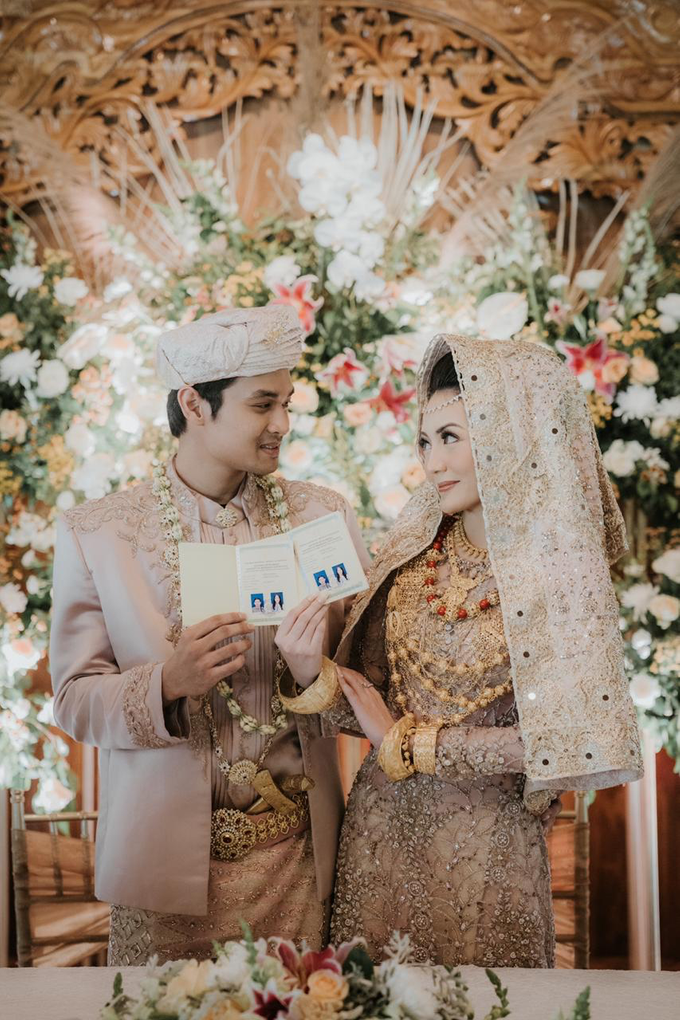 The Wedding of Vero & Zoey by Cassia Decoration - 044