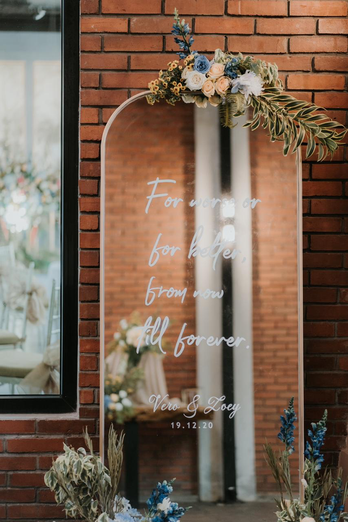The Wedding of Vero & Zoey by Cassia Decoration - 043
