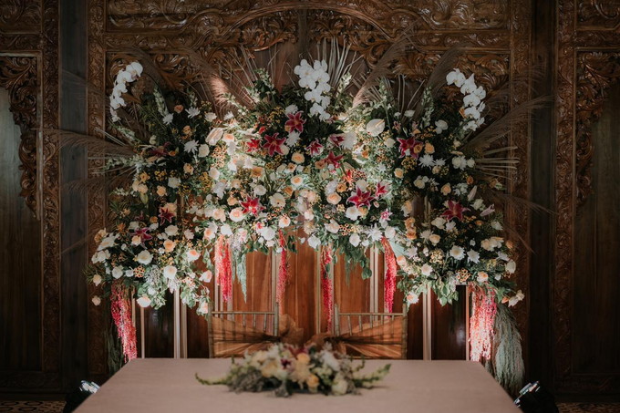 The Wedding of Vero & Zoey by Cassia Decoration - 048