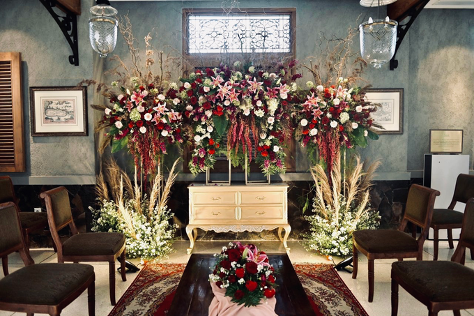The Engagement of Callista & Ali by Cassia Decoration - 017