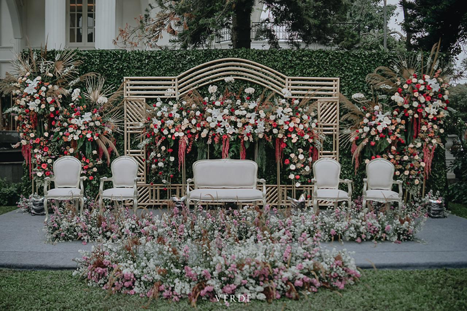 The Wedding of Amiera & Ryan by Cassia Decoration - 001