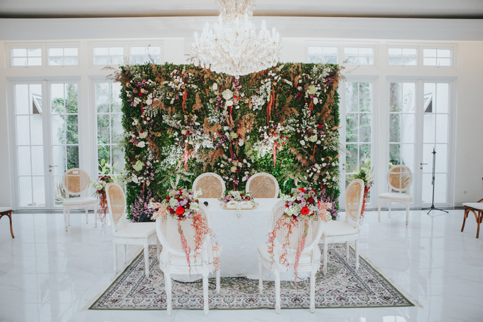 The Wedding of Amiera & Ryan by Cassia Decoration - 012