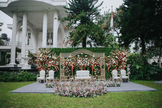 The Wedding of Amiera & Ryan by Cassia Decoration - 015
