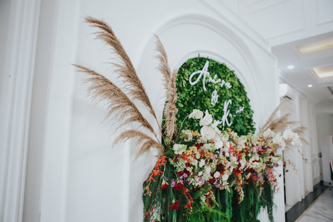 The Wedding of Amiera & Ryan by Cassia Decoration - 026