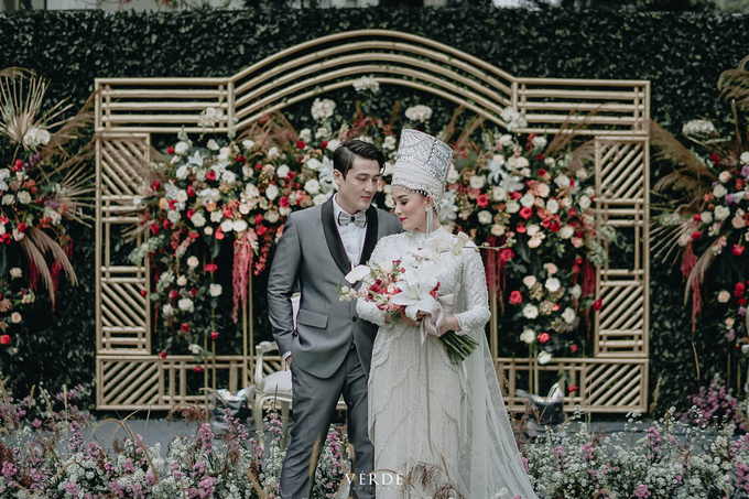 The Wedding of Amiera & Ryan by Cassia Decoration - 030