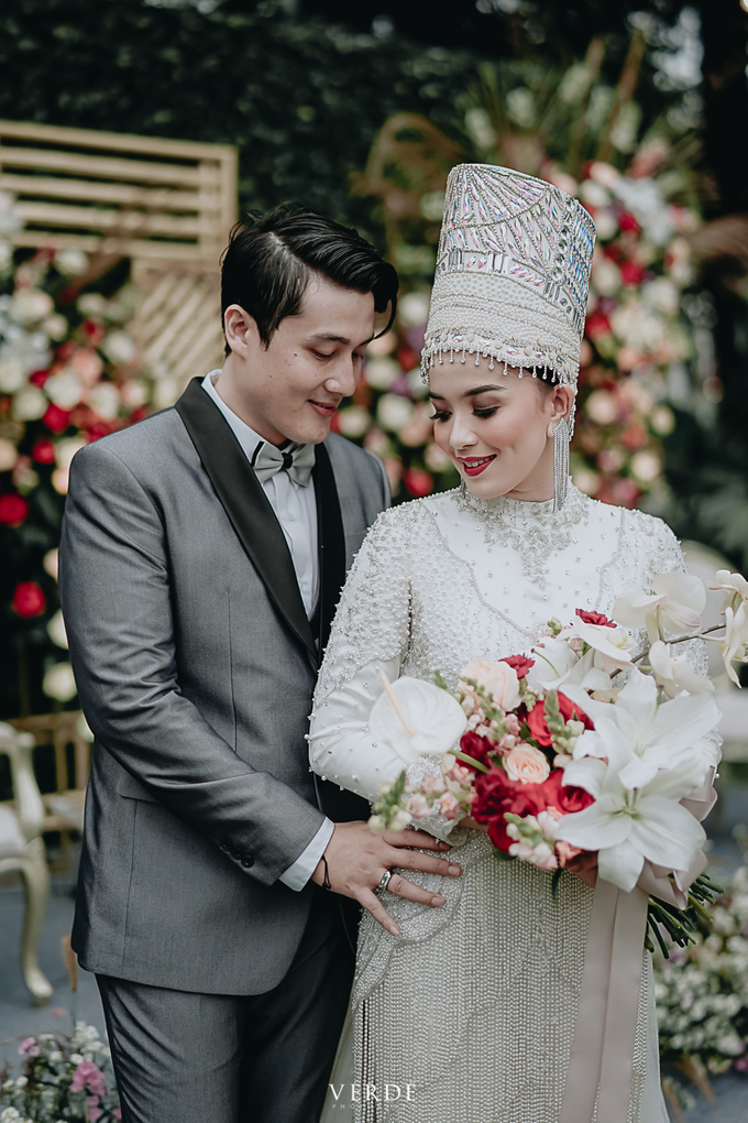 The Wedding of Amiera & Ryan by Cassia Decoration - 031