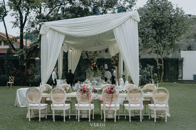 The Wedding of Amiera & Ryan by Cassia Decoration - 005