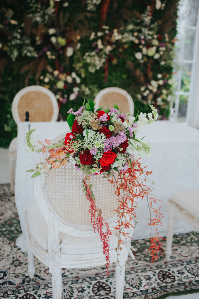 The Wedding of Amiera & Ryan by Cassia Decoration - 020