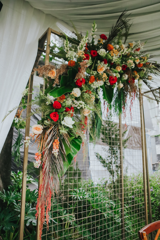 The Wedding of Amiera & Ryan by Cassia Decoration - 017