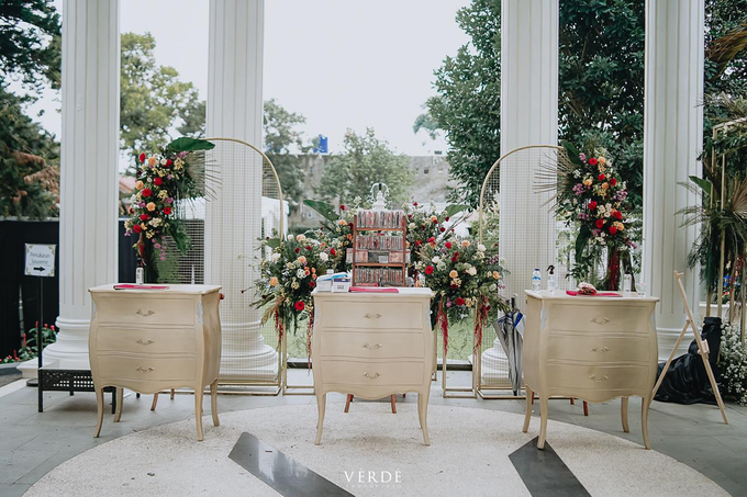 The Wedding of Amiera & Ryan by Cassia Decoration - 035
