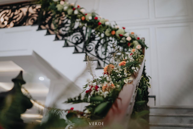 The Wedding of Amiera & Ryan by Cassia Decoration - 033