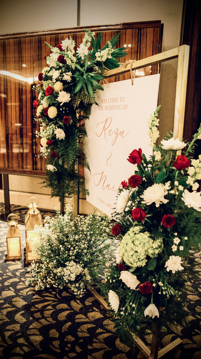 The Wedding of Reza & Naily by Cassia Decoration - 003