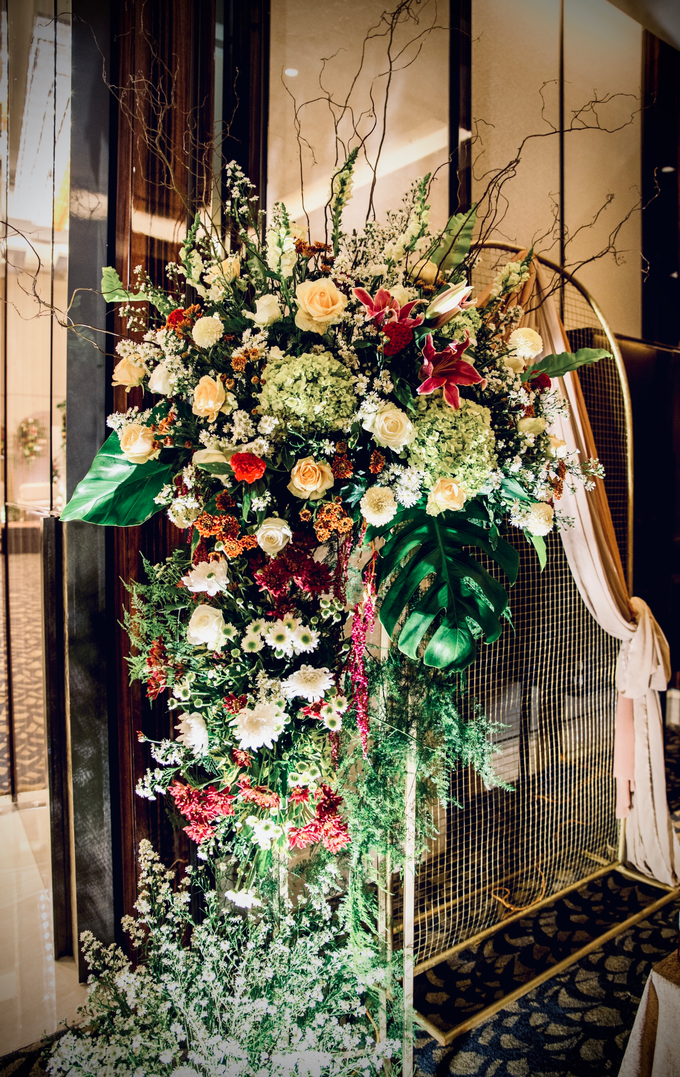 The Wedding of Reza & Naily by Cassia Decoration - 002