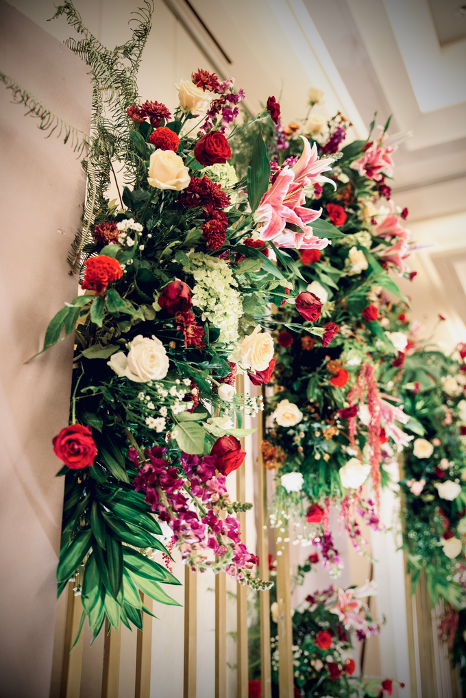 The Wedding of Reza & Naily by Cassia Decoration - 006