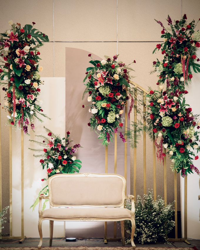 The Wedding of Reza & Naily by Cassia Decoration - 008