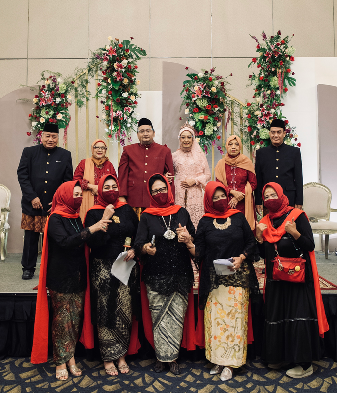 The Wedding of Reza & Naily by Cassia Decoration - 009