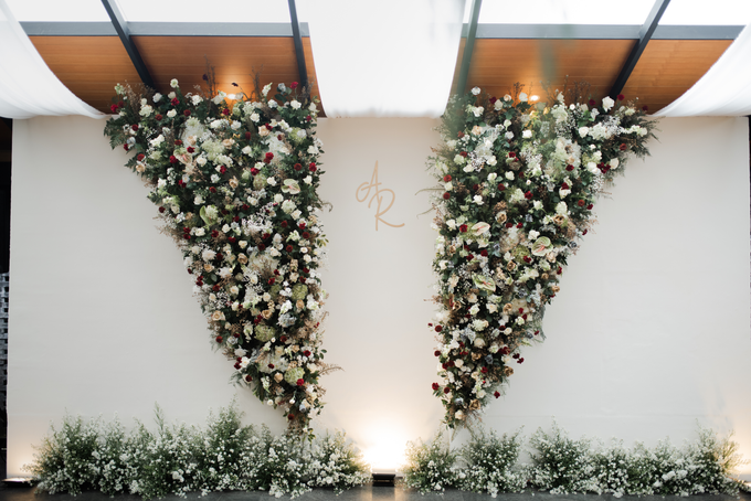 The Engagement of Ajeng & Ridho by Cassia Decoration - 007