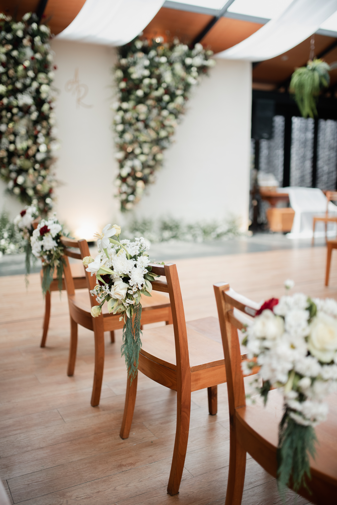 The Engagement of Ajeng & Ridho by Cassia Decoration - 008