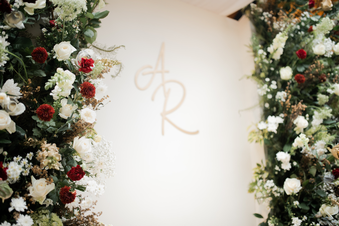 The Engagement of Ajeng & Ridho by Cassia Decoration - 013