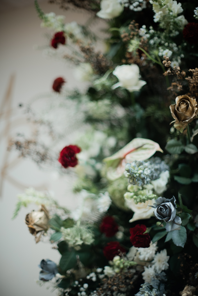 The Engagement of Ajeng & Ridho by Cassia Decoration - 016
