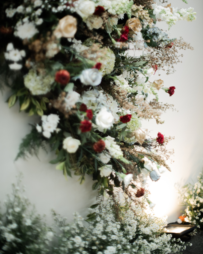 The Engagement of Ajeng & Ridho by Cassia Decoration - 019
