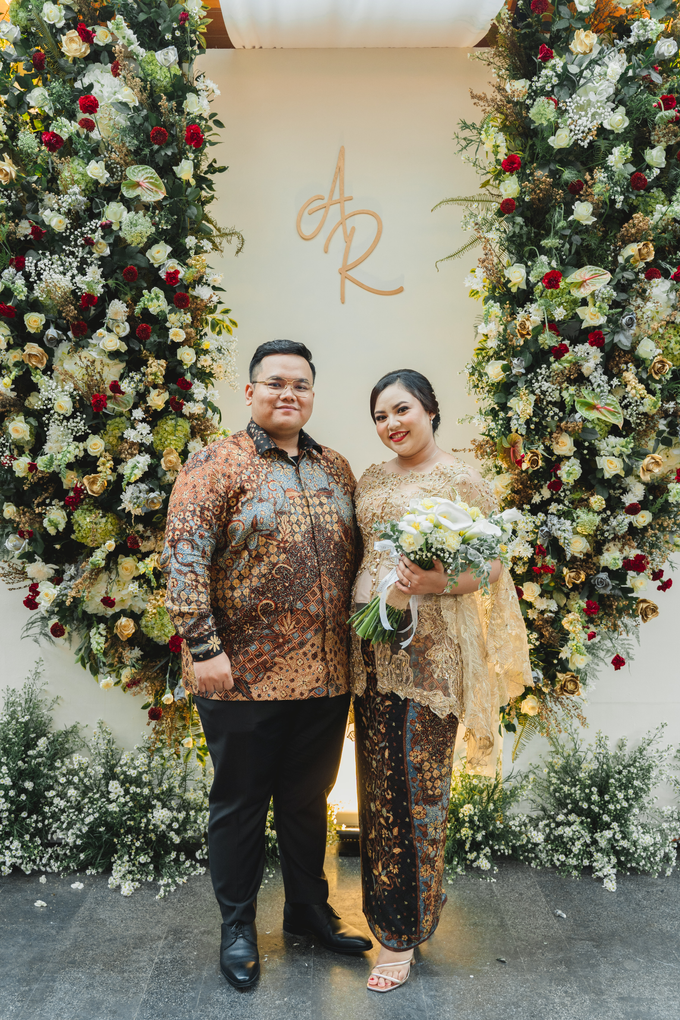 The Engagement of Ajeng & Ridho by Cassia Decoration - 020