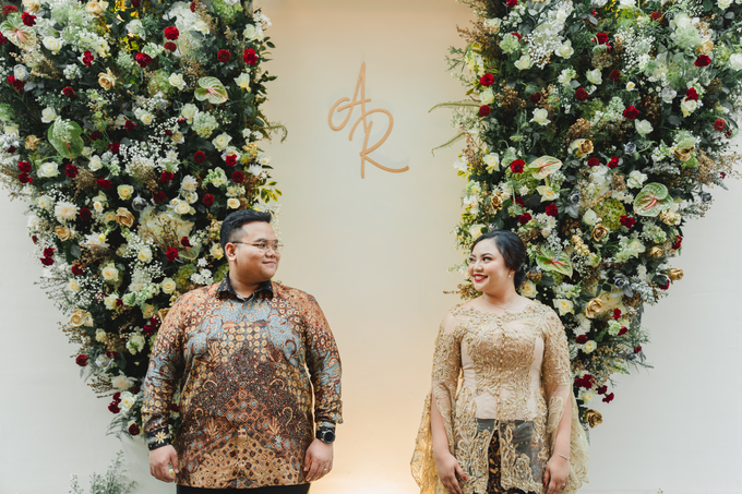 The Engagement of Ajeng & Ridho by Cassia Decoration - 021