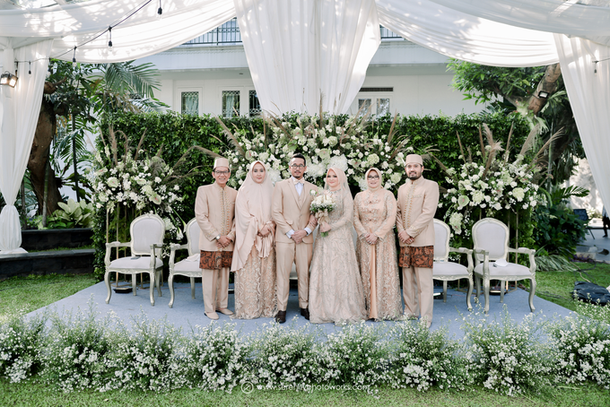 The Wedding of AndyPohan & Jelita by Cassia Decoration - 002