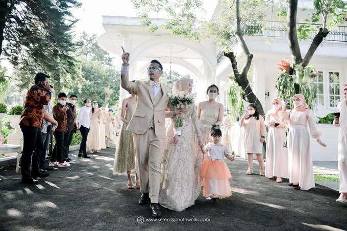 The Wedding of AndyPohan & Jelita by Cassia Decoration - 003