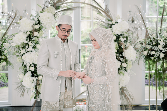 The Wedding of AndyPohan & Jelita by Cassia Decoration - 007