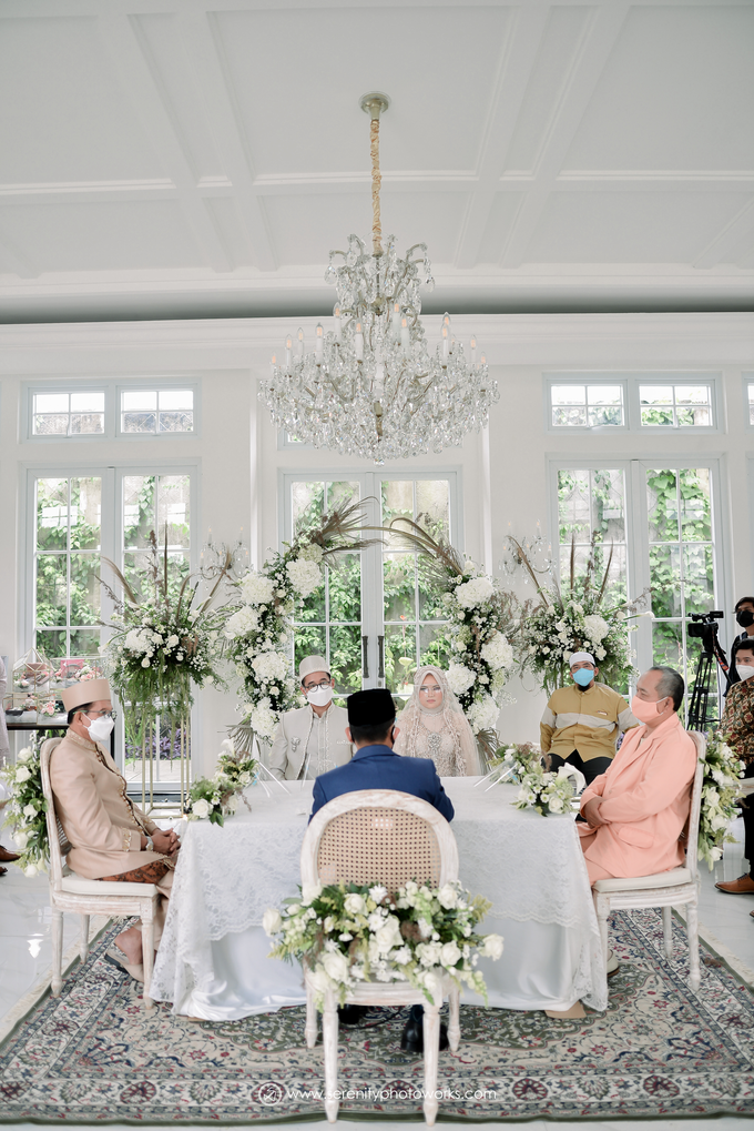 The Wedding of AndyPohan & Jelita by Cassia Decoration - 008