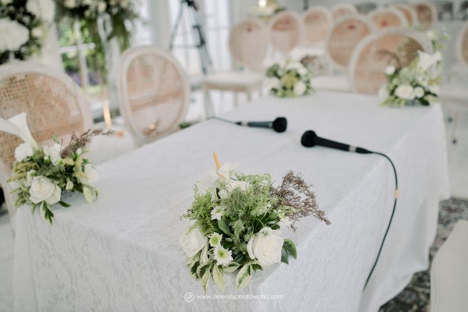 The Wedding of AndyPohan & Jelita by Cassia Decoration - 010